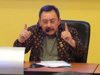 Ini Alasan Jenderal Tyasno berucap: Rakyat Harus Bergerak, Allahu Akbar