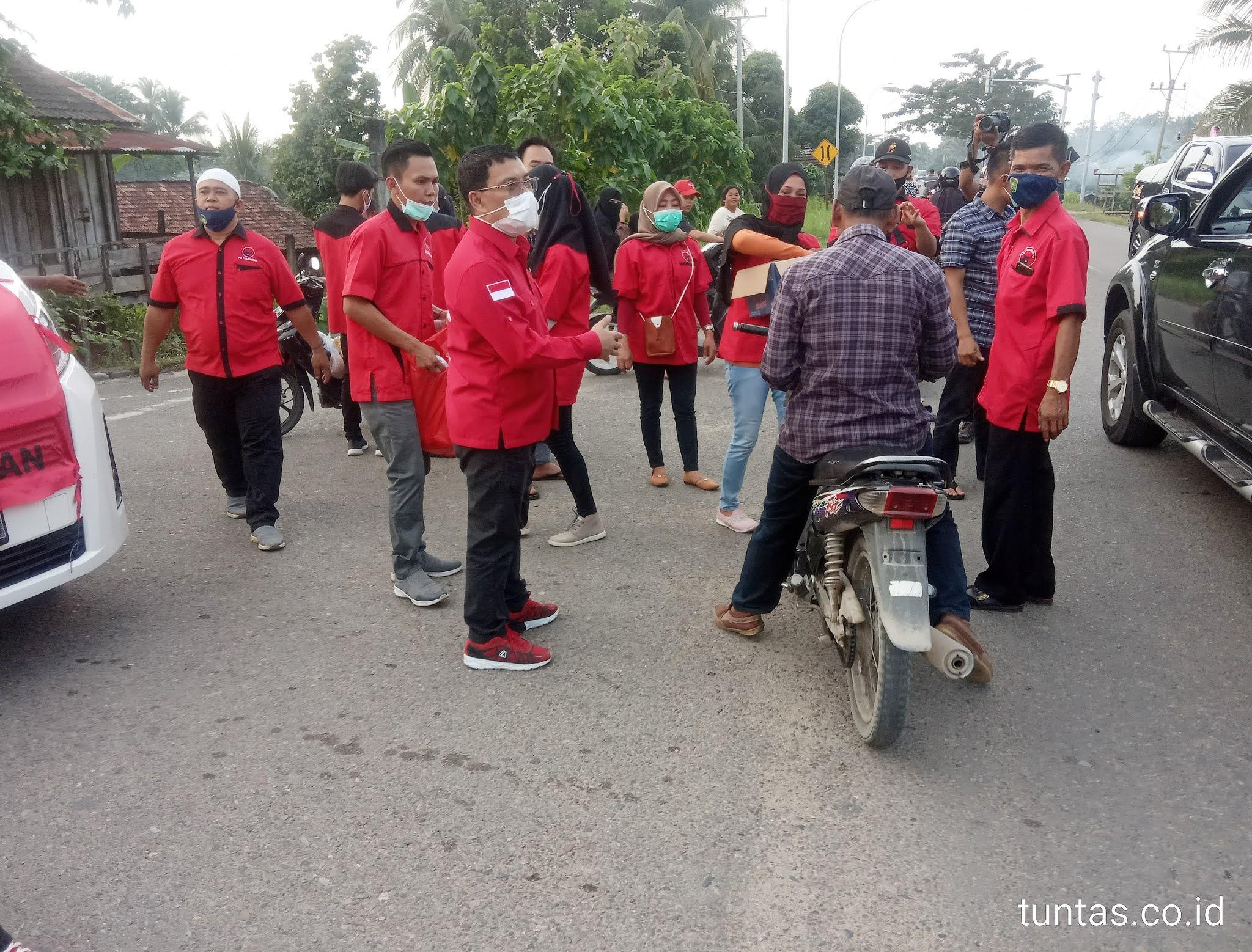Ketua Badan Pemberdayaan Ekonomi Kerakyatan (BPEK) DPD PDI Perjuangan Provinsi Sumsel, H. Devi Suhartoni (HDS) sekaligus Bupati Muratara