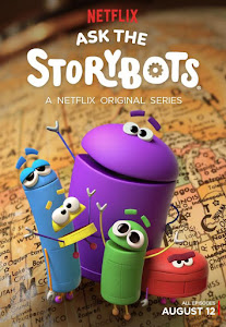 Ask the StoryBots Poster