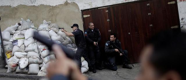 RJ: Comandante da PM defende prisão perpétua para quem matar policiais