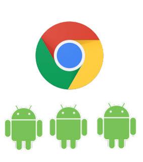 Chrome ialah aplikasi browser buatan Google yang dirancang dengan  Download Aplikasi Browser Google Chrome Android Apk Terbaru 2018