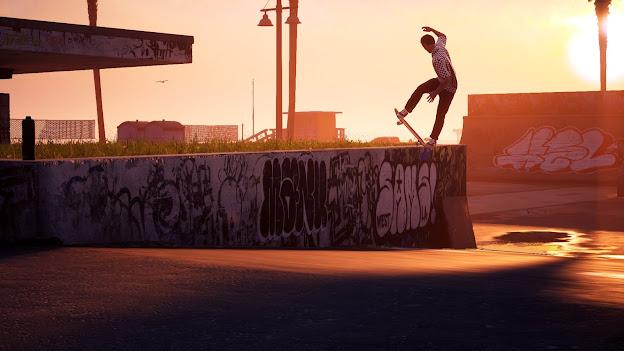 Tony Hawk's Pro Skater 1 + 2 shot