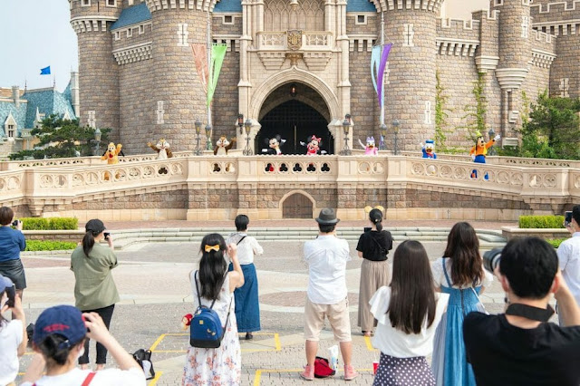 Disney, Disney Parks, Reopen, It's time for Magic, 重開, Believe in Magic, 東京迪士尼樂園, 東京迪士尼海洋, Tokyo Disneyland, Tokyo DisneySEA, Disney Magic Moments