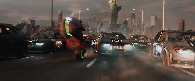 مراجعة فيلم Ready Player One؛ عندما تجتمع السينما مع ألعاب الواقع الافتراضي مع المخرج ستيفن سبيلبرغ تحصل على فيلم ثوري