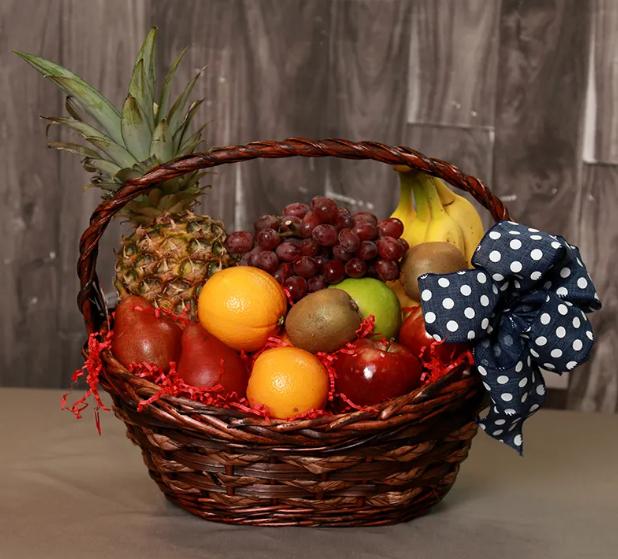 4 Unique Fruit Basket Gifts Ideas
