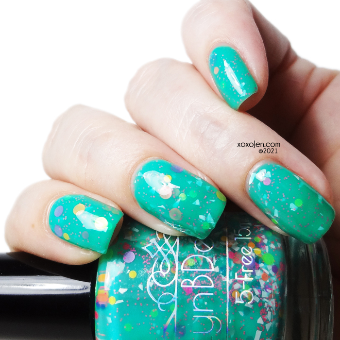 xoxoJen's swatch of LynB Designs Not Invisible