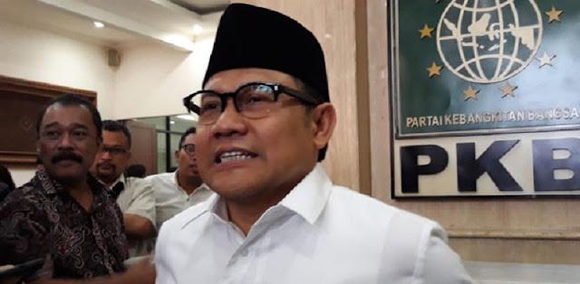 PKB Berhasil Kangkangi Golkar Di Survei, Cak Imin: Bukan Tidak Mungkin Juga PDIP Dan Gerindra!