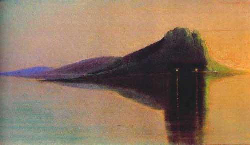 Чюрлёнис Микалоюс Константинас - Спокойствие. 1904