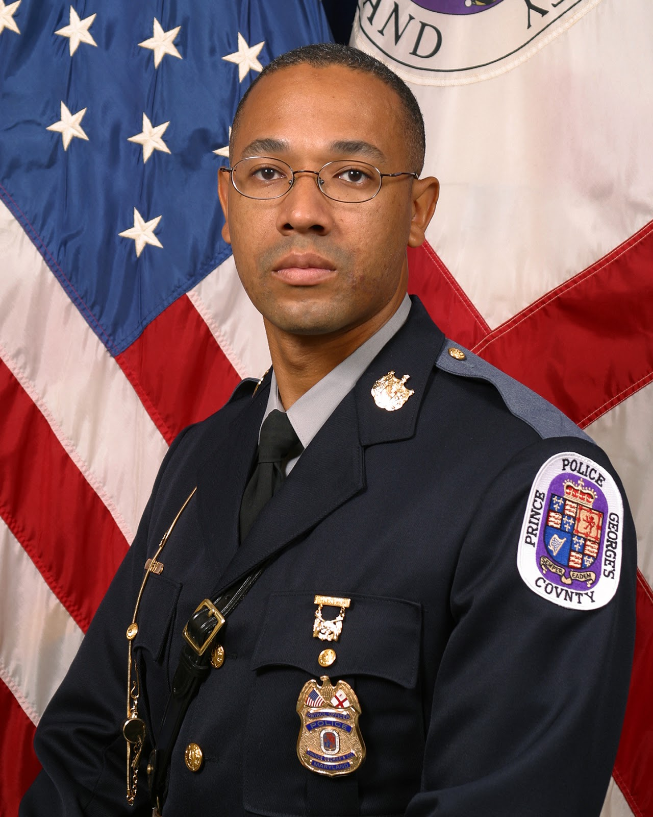 PGPD News: PGPD Honors Officers Of The Month