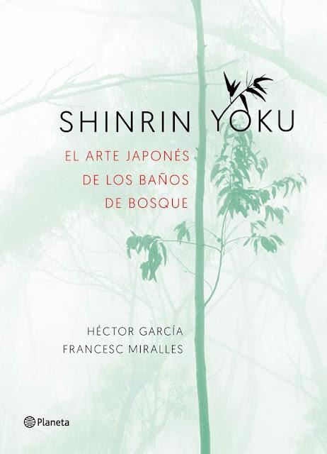 Shirin Yoku. El arte japonés de los baños