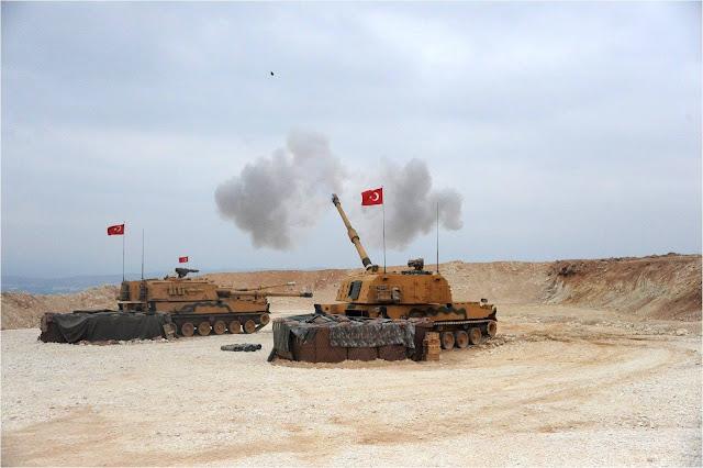 Οι Τρεις Φάσεις της Τουρκικής Επιχείρησης