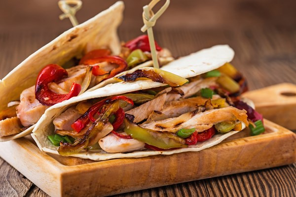 Chicken Fajitas | Chicken Fajita Recipe