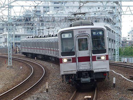 【草加延長で廃止?】東武伊勢崎線 普通 竹ノ塚行き2 10030系