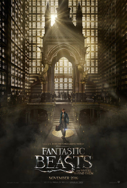 Fantastic Beasts and Where To Find Them (2016) ταινιες online seires xrysoi greek subs