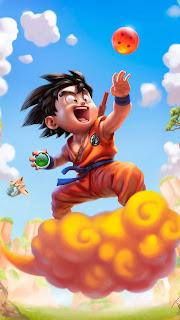 Dragon Ball Mobile HD Wallpaper