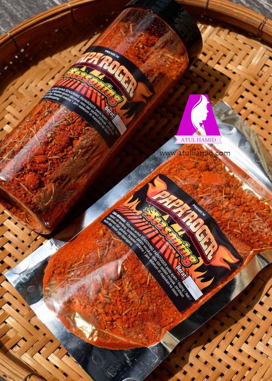Resipi ayam bakar diet sedap dan mudah dengan rempah diet Paparoger