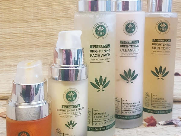 Bright and Beautiful - PHB Superfood Series Review