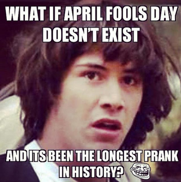 April Fool's Day 2017 SMS, Quotes, Message, Wishes, Jokes & Pranks