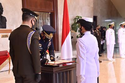 Ditengah Pandemi Covid-19 Kehadiran Tenaga Kesehatan TNI Sangat Krusial