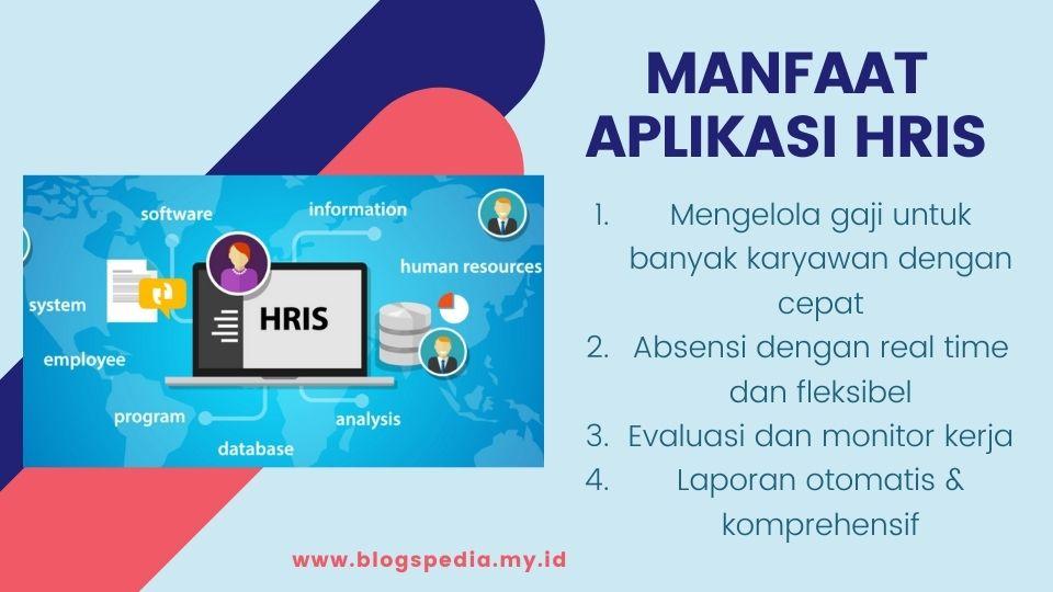 manfaat aplikasi HRIS