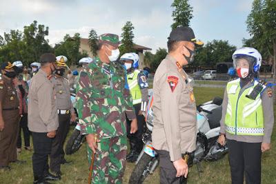 Korem 162/WB Dukung Operasi Gatarin 2020 Polda NTB