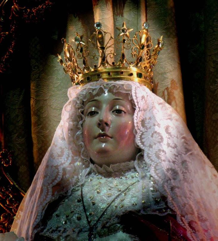 Nossa Senhora apareceu na noite e explicou o significado da lâmpada que se apagou