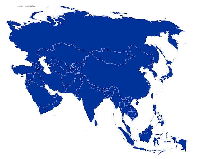 Negara-negara di Asia