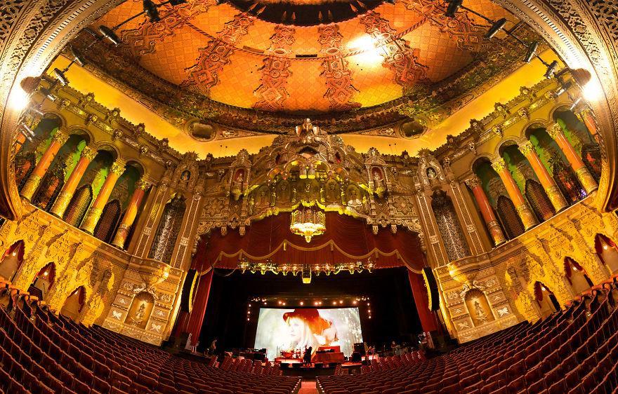 Fox Theater, Detroit Michigan
