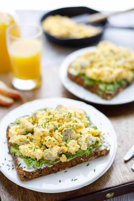 New Year's Day Brunch Ideas