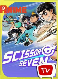 Scissor Seven Temporada 1-2 HD [1080p] Latino [GoogleDrive] SXGO