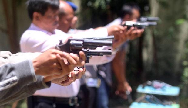 Ini Syarat dan Jenis Senjata Api yang Bisa Dimiliki Warga Sipil