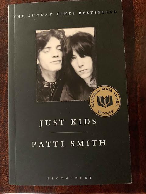 Book cover Just Kids Patti Smith