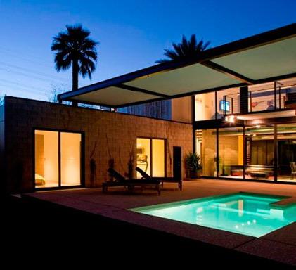 lampu rumah minimalis industrial