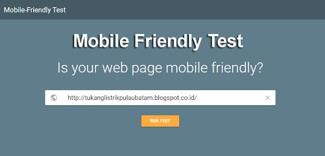 Apakah Situs Anda Moblile Friendly? Coba Uji Sekarang
