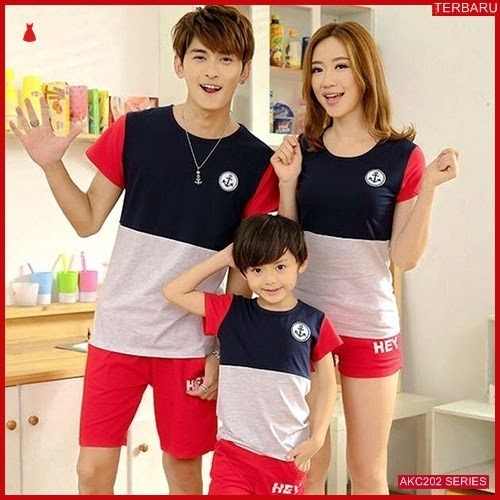 AKC202F88 Family Couple Baju Anak 202F88 Kaos Couple BMGShop