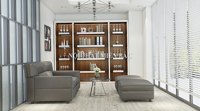Thiết kế nội thất phòng giám đốc cao cấp cần chú trọng vấn đề gì - H2