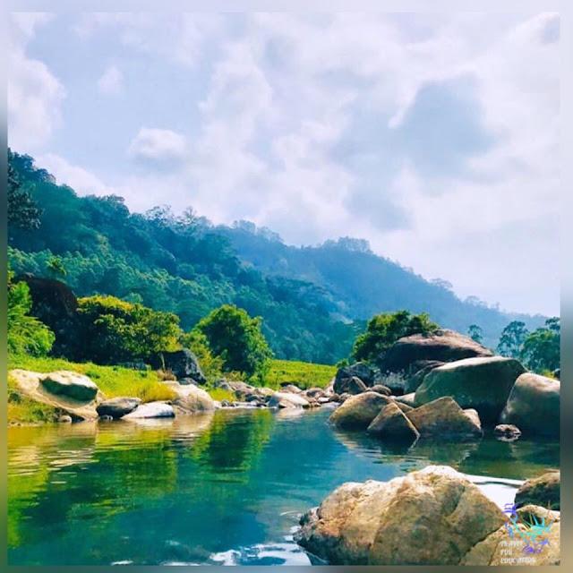ලස්සන වුණත් අවධානම් - රංගල 🏊🏻♂️🍀 (Rangala Natural Pool🎋) - Your Choice Way