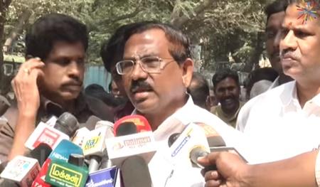 ADMK Ma Foi Pandian & Tamilisai Soundararajan Speech