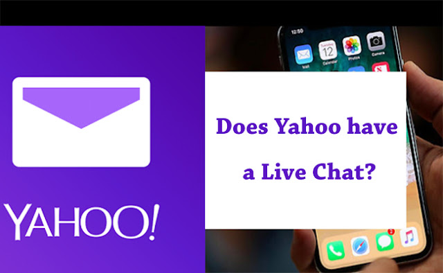 Does Yahoo Have A Live Chat?