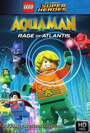 LEGO DC Super Heroes: Aquaman: La Ira De Atlantis [1080p] [Latino-Ingles] [MEGA]