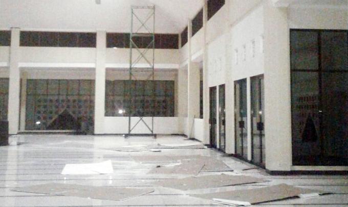 Rumah dan Kantor di Tasikmalaya Rusak Akibat Gempa