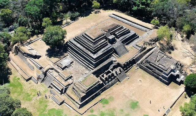 el salvador el tazumal mayan