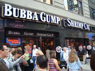 Bubba-Gump Shrimp Co