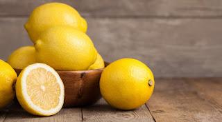 Manfaat Jeruk Lemon Untuk Wajah