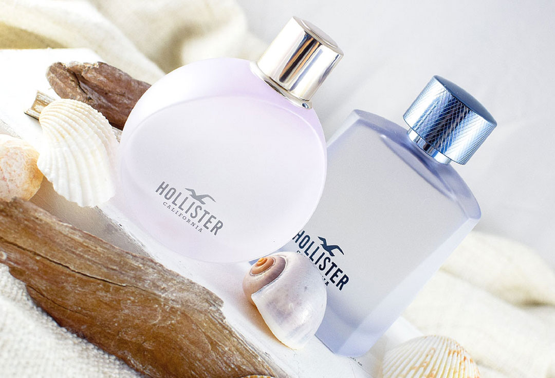 Hollister Free Wave for Her,  Hollister Free Wave for Him, Review, Shopping