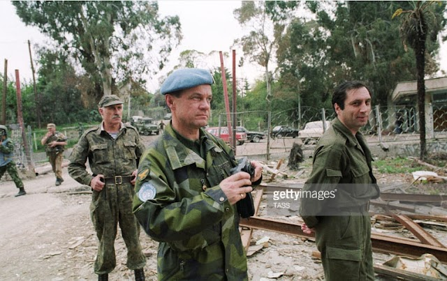 Переговоры Сухуми и Тбилиси