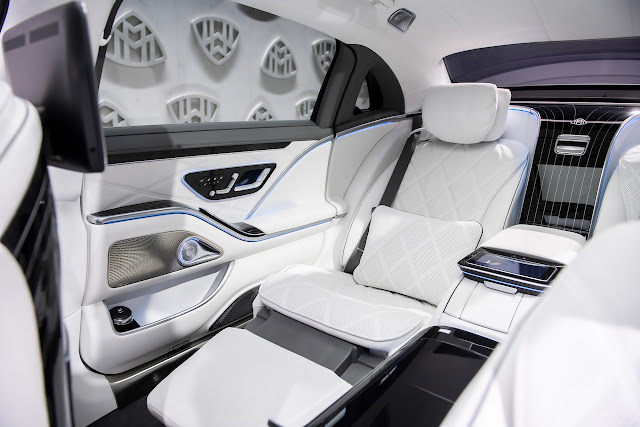 2020 Mercedes-Maybach Classe S, lusso senza compromessi