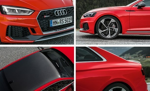 2018 Audi RS5 Coupe Review Cars