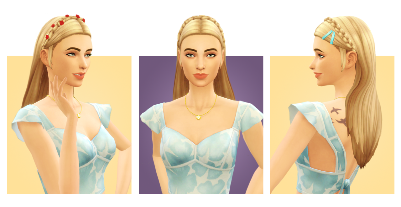 206 best images about sims 3 on pinterest dots sims 4 and warm - Link And Zelda Hair Accessories By Blogsimplesimmer