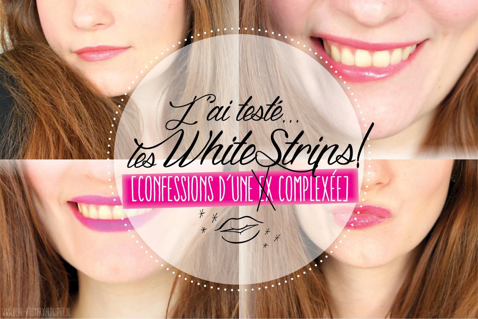whitestrips suprême blancheur